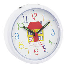 children u0027s wall clocks for bedrooms