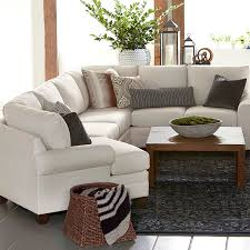 Overstuffed Sectional Sofa A Sectional Sofa Collection With Something For Everyone