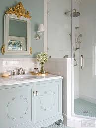 Blue And White Bathroom Accessories by Best 20 Vintage Bathrooms Ideas On Pinterest Cottage Bathroom