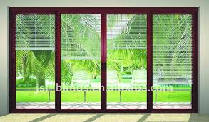 8 Patio Doors The Most Between Glass Window Fashions For Wood Windows And Patio