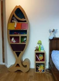 Cute Bookshelves by Cute Fish Shaped Bookshelves For A Kid Bedroom Home Decor Ideas