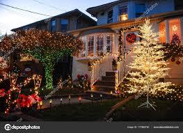 dyker heights christmas lights tour 2017 brooklyn new york december 2017 dyker heights christmas lights