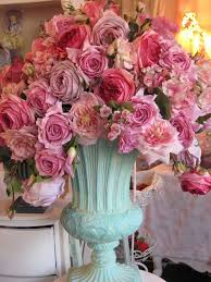 Shabby Chic Flower Arrangement by 1019 Best Ideas Centerpieces Images On Pinterest Marriage