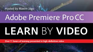tutorial of adobe premiere cs6 adobe premiere pro cc learn by video peachpit