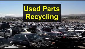 junkyard car youtube used parts recycling car parts getting parts from salvage and