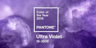 purple reign pantone s color of the year for 2018 pantone s 2018 color of the year is ultra violet meant to evoke