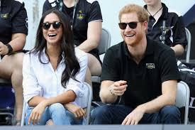 is this what prince harry and meghan markle u0027s royal wedding day