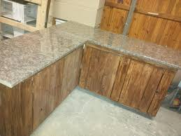 How Are Kitchen Cabinets Made Pallet Kitchen Counters With Storage Cabinets 101 Pallets