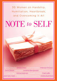 note to self book by andrea buchanan official publisher page