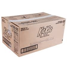 unwrapped bulk kit kat 25 lb