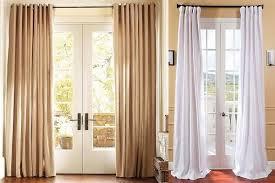 Floor Length Curtains How To Use Energy Saving Curtains For Maximum Efficiency