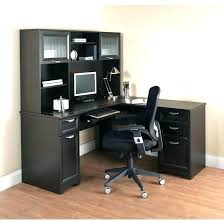 Used Computer Desk With Hutch Office Desks For Cheap Black Office Desk Hutch Black Office Desk