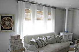 Living Room Curtains Overstock Shabby Sweet Cottage A New Window Treatment