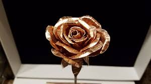 metal roses diy metal copper
