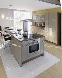 cuisine ilot central cuisson ilot de cuisine galerie photos de dossier 56 57
