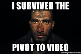 Meme Generator Video - i survived the pivot to video i survived meme generator