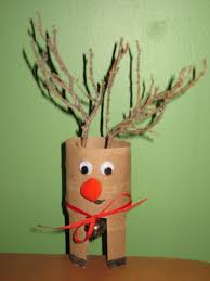 because i said so and other mommyisms toilet paper tube reindeer