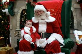 where to see and take pictures with santa claus in san diego