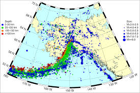 Map Of Canada And Alaska by Usarray Transportable Array Deployment To Alaska And Western Canada