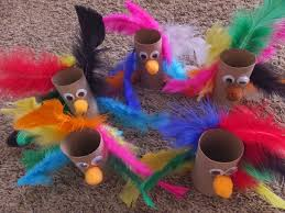 thanksgiving crafts with toilet paper rolls choice image craft
