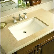 bathroom sink with side faucet rectangular undermount sink ceramic rectangular sink with curved