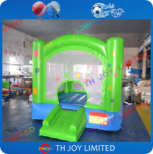 table height baby bouncer good quality 0 55mm pvc tarpaulin 2 5x2 5x2m height inflatable baby