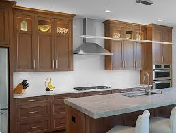 are oak kitchen cabinets still popular 10 stained wood custom cabinets benvenuti and stein