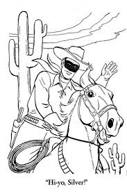 72 best color the west images on pinterest coloring pages