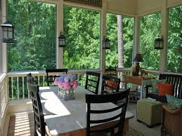screen porch furniture ideas 1000 ideas about screened porch