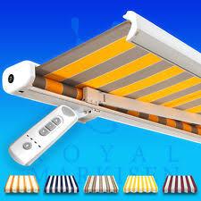 markisen fã r balkon elektrische gartenmarkisen or elektrische markisen ebay