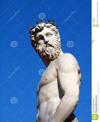 Greek God Statues by Neptune Greek God Statue Stock Photo Image 11693280
