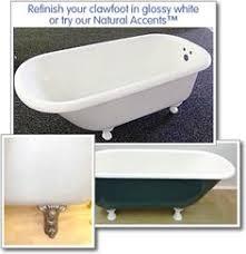 refinish cast iron bathtub diy refinished a 1914 cast iron clawfoot tub for the bathroom