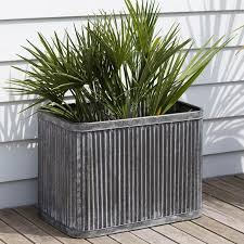 extra large outdoor planters rustic garden planters shabby chic plant pots the farthing
