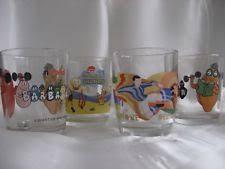 bicchieri della nutella puffi bicchieri nutella in vendita ebay