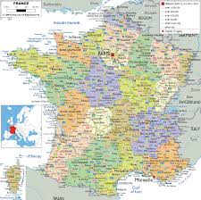 Lourdes France Map by France Map Map Travel Holiday Vacations