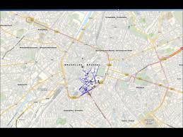 Map Routing by Open Street Map Routing Calculate Fully Connected Graph Youtube