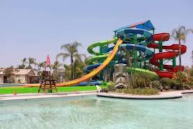 6 Flags Water Park 2016 Neuheit Neue Rutschen Hurricane Harbor Six Flags Magic
