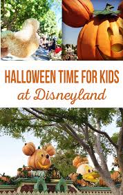 disneyland halloween time for kids the crafting