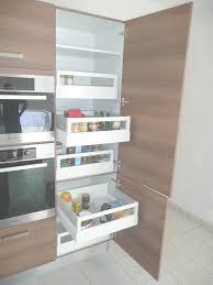 rangement cuisine coulissant amenagement placard cuisine coulissant avec placard de rangement