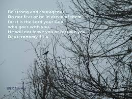 category do not be afraid is written in the bible 365 times