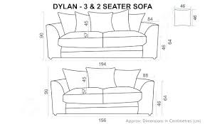 average couch depth average couch dimensions medium size of standard sofa cushion