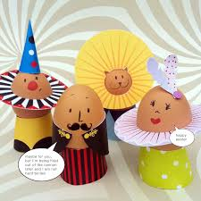 egg decorations make circus egg decorations free printable sewyeah