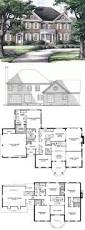 Brick Colonial House Plans by Best 25 5 Bedroom House Plans Ideas Only On Pinterest 4 Bedroom