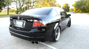 all types 2007 acura tl type s black 19s 20s car and autos