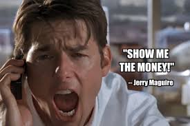 Show Me The Money Meme - jerry maguire gif show me the money clearview windows