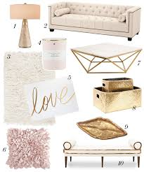 Pink And Gold Bedroom by Design Powder Pink Palette Madebygirl Powder Pink Room And