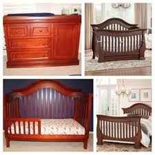 Davenport Convertible Crib Find More Baby Appleseed Davenport Convertible Crib And Dresser