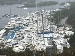hurricane irma leaves at least 13 dead in the caribbean daily