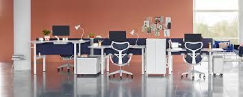 Herman Miller Meeting Table Atlas Office Landscape Office Furniture System Herman Miller