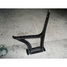 hhy 008 china cast legs cast aluminum frame park bench